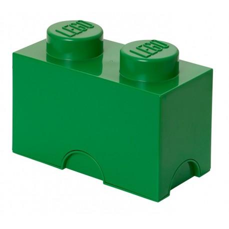 LEGO Pojemnik 2 na Zabawki Zielony