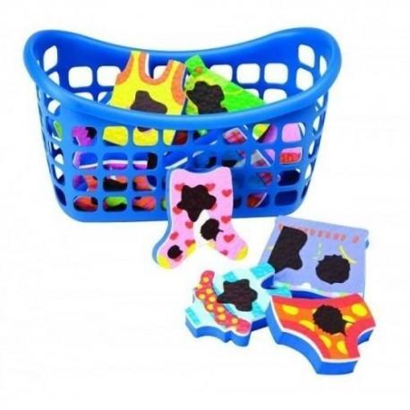 Alex Toys - 855 - Piankowe Zabawki do Kąpieli - Dzień Prania