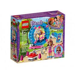 LEGO FRIENDS 41383 PLAC ZABAW DLA CHOMIKÓW OLIVII
