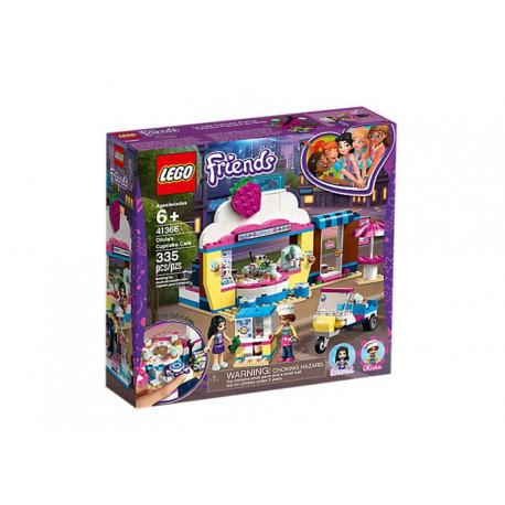 LEGO FRIENDS 41366 CUKIERNIA Z BABECZKAMI OLIVII