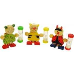 Bigjigs Toys - BJ132 - Minutnik do Mycia Ząbków