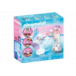 PLAYMOBIL 9351 Playmogram KRYSZTAŁOWA KSIĘŻNICZKA KWIAT