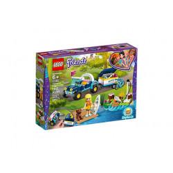 LEGO FRIENDS 41364 ŁAZIK Z PRZYCZEPKĄ STEPHANIE