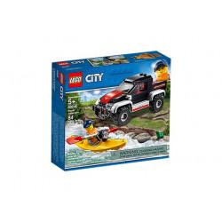 LEGO CITY 60240 PRZYGODA W KAJAKU