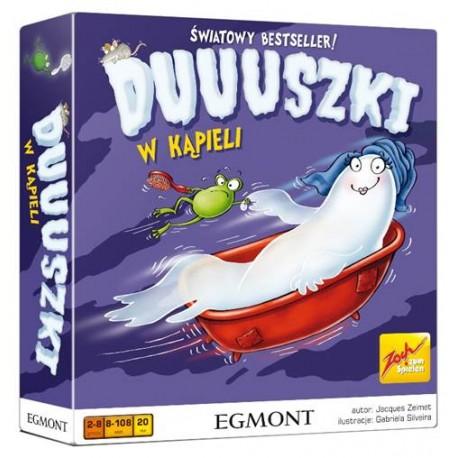 Egmont - Gra Zręcznościowa - Duszki w Kąpieli