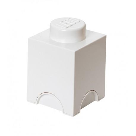 LEGO Pojemnik 1 na Zabawki Biały 0157