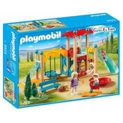 PLAYMOBIL 9423 Family Fun DUŻY PLAC ZABAW