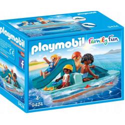 PLAYMOBIL 9424 Family Fun ROWER WODNY