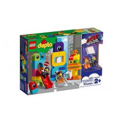 LEGO DUPLO MOVIE 10895 GOŚCIE Z PLANETY DUPLO U EMMETA I LUCY