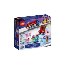 LEGO MOVIE 70822 NAJLEPSI PRZYJACIELE KICI ROŻEK