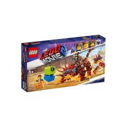 LEGO MOVIE 70827 ULTRAKOCIA I LUCY WOJOWNICZKA