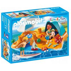 PLAYMOBIL 9425 Family Fun RODZINA NA PLAŻY