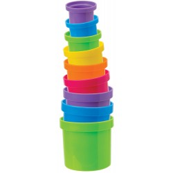 Alex Toys - 816 - Zabawki do Kąpieli - Kolorowe Kubeczki