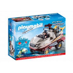 PLAYMOBIL 9364 City Action AMFIBIA