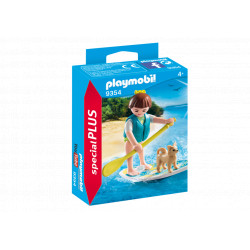 PLAYMOBIL 9354 Special Plus STAND UP PADDLING