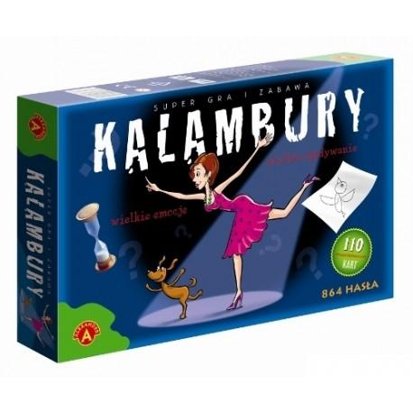 Alexander - Gra Zręcznościowa - Kalambury 5981