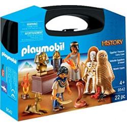 PLAYMOBIL HISTORY 9542 SKRZYNECZKA EGIPT