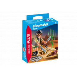 PLAYMOBIL 9359 Special Plus ARCHEOLOG