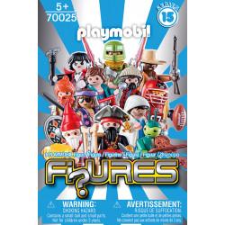 PLAYMOBIL 70025 Playmobil Figurki SERIA 15 Chłopcy
