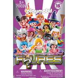 PLAYMOBIL 70026 PLAYMOBIL FIGURKI SERIA 15 Dziewczynki