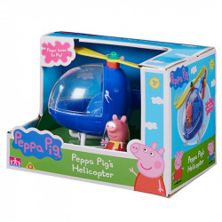 TM TOYS Świnka Peppa HELIKOPTER PEPPY 06388