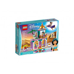 LEGO DISNEY PRINCESS 41161 PAŁACOWE PRZYGODY ALLADYNA I DŻAS