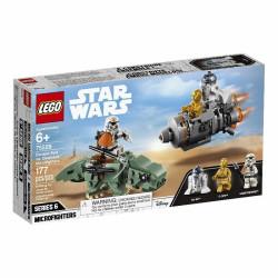 LEGO STAR WARS 75228 Kapsuła Ratunkowa kontra Dewback