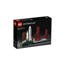LEGO ARCHITECTURE 21043 SAN FRANCISCO