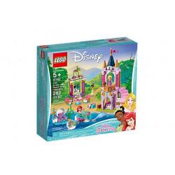 LEGO DISNEY PRINCESS 41162 KRÓLEWSKIE PRZYJĘCIE ARIELKI, AURORY i TIANY