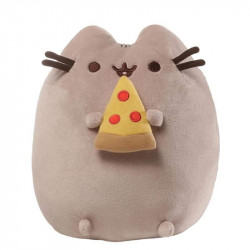 PUSHEEN Maskotka Welurowa PUSHEEN I PIZZA 4058937