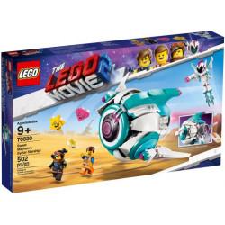 LEGO MOVIE 70830 GWIEZDNY STATEK SŁODKIEJ ZADYMY