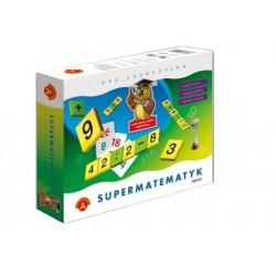 Alexander - Gra Edukacyjna - Supermatematyk - Maxi 4670