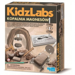 4M KidzLabs KOPALNIA MAGNESÓW 3396