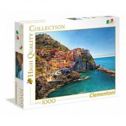 CLEMENTONI Puzzle 1000 el. High Quality Collection MANAROLA 39452