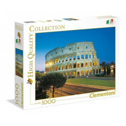 CLEMENTONI Puzzle 1000 el. High Quality Collection RZYM COLOSEUM 39457