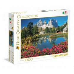 CLEMENTONI Puzzle 1000 el. High Quality Collection WŁOCHY 39459