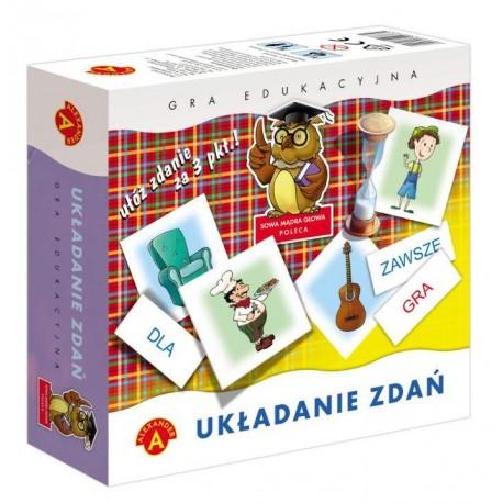 Alexander - Gra Edukacyjna - Układanie Zdań 7619