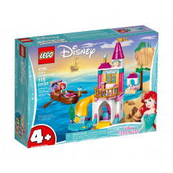 LEGO DISNEY PRINCESS 41160 NADMORSKI ZAMEK ARIELKI
