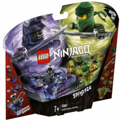 LEGO NINJAGO 70664 SPINJITZU LORD GARMADON vs. LLOYD