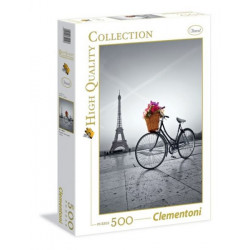 CLEMENTONI Puzzle 500 el. High Quality Collection PARYŻ 35014