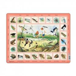 LARSEN Puzzle STAW 44038