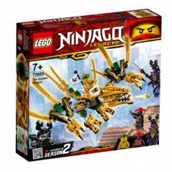LEGO NINJAGO 70666 ZŁOTY SMOK