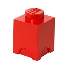 LEGO Pojemnik 1 na Zabawki Czerwony 0102