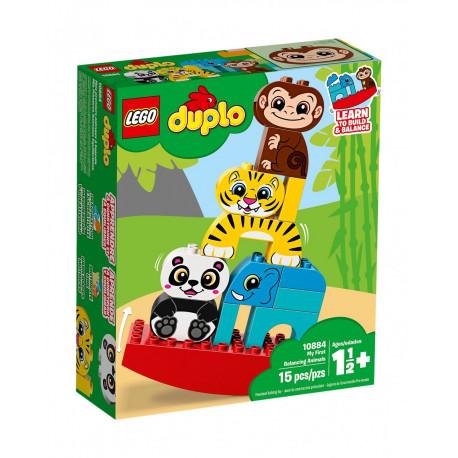 LEGO DUPLO 10884 MOJE PIERWSZE ZWIERZĄTKA