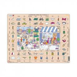 LARSEN Puzzle NAUKA ANGIELSKIEGO W Restauracji nr.2 247022