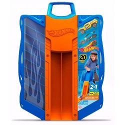 a8b2b40ac28ef HOT WHEELS Mattel DRAG RACING CASE HWCC7
