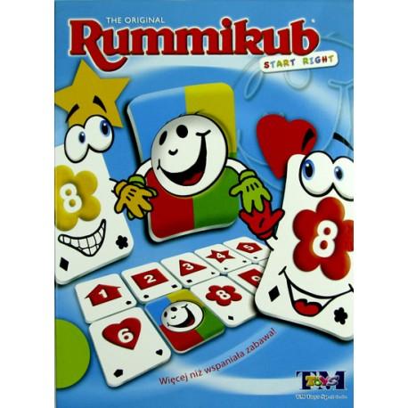 TM Toys - Gra Logiczna - Rummikub Junior