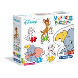CLEMENTONI Puzzle MOJE PIERWSZE PUZZLE Zwierzaki 20806