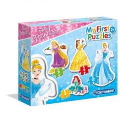CLEMENTONI Puzzle MOJE PIERWSZE PUZZLE Księżniczki 20805