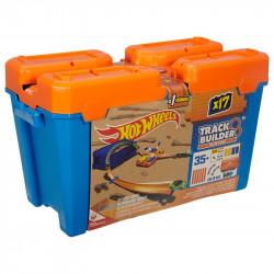 HOT WHEELS Mattel Track Builder ZESTAW STARTOWY DWW95